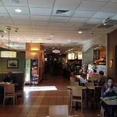 Photo taken at Panera Bread by Andy on 12/19/2012