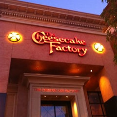 Photo taken at The Cheesecake Factory by Duaa B. on 10/8/2012