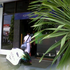 Photo taken at Bank Mandiri by Arumdini A. on 10/23/2012