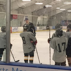 Photo taken at Minnesota Made Hockey by Rachel P. on 4/2/2015