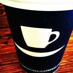Photo taken at Ninth Street Espresso by Phil T. on 12/18/2011