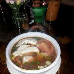 Photo taken at Pepper Sky's Thai Sensation by Deborah K. on 3/8/2012
