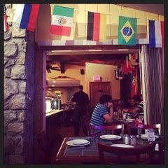 Photo taken at Rio's Brazilian Steak House by Kate V. on 5/30/2014