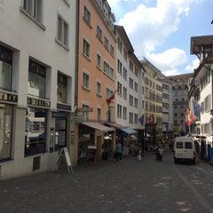 Photo taken at Rennweg by Shveta on 9/6/2014