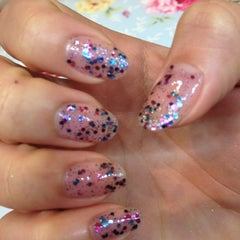 Photo taken at Lolita Her Nails by 🐯ⓨⓤⓤ💗 on 8/19/2013