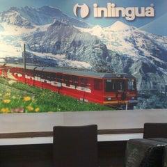 Photo taken at inlingua (International School of Language) by Chompoonut N. on 7/31/2013
