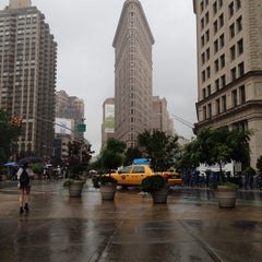 Photo taken at Madison Square Park by Brett J. on 7/3/2013