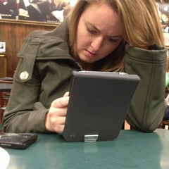 Photo taken at Barnes & Noble by Dave on 1/2/2013