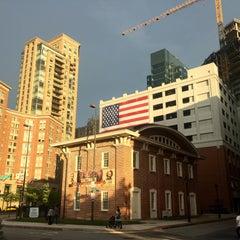 Photo taken at Baltimore Civil War Museum at President Street Station by Alexey on 6/16/2015
