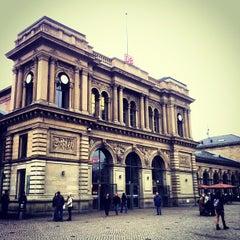 Photo taken at Mainz Hauptbahnhof by Vugar G. on 11/17/2012