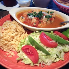 Photo taken at La Bamba Mexican Restaurant by Jeff on 11/30/2012