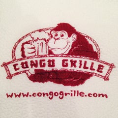 Photo taken at Congo Grille by Carlo on 5/2/2014