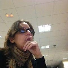 Photo taken at Café de BBVA-TyO (BBVAtech) by Zoila on 12/21/2012