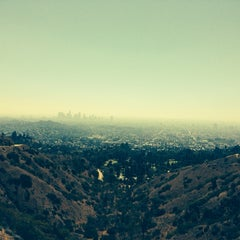Photo taken at Griffith Park - Western Ave Entrance by Julia J. on 9/24/2014