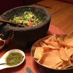 Photo taken at Rosa Mexicano by Julia J. on 1/7/2013