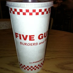 Photo taken at Five Guys by Tonya A. on 12/1/2012