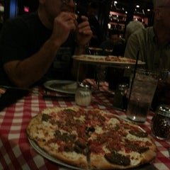 Photo taken at Grimaldi's Coal Brick-Oven Pizzeria by Marty C. on 2/24/2013
