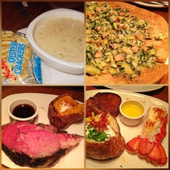Photo taken at Outback Steakhouse by Carrie on 4/29/2013
