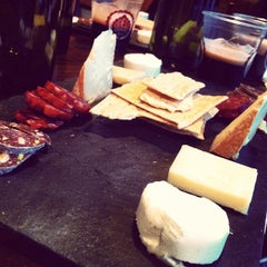 Photo taken at Welsh Rabbit Cheese Shop by Paul B. on 3/19/2013