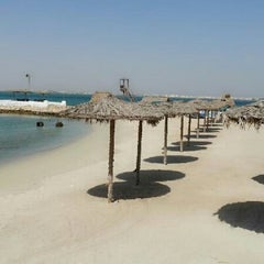Photo taken at Al Dar Island by John on 9/14/2012