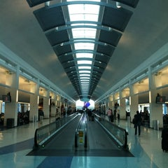 Photo taken at Jacksonville International Airport (JAX) by John T. on 10/15/2012