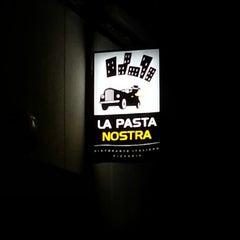 Photo taken at La Pasta Nostra by Juan Delfin B. on 9/18/2012