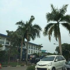 Photo taken at Sekolah Tinggi Ilmu Pelayaran (STIP) Marunda by delirious on 3/19/2015