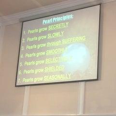 Photo taken at International Christian Center by Tati G. on 9/23/2012