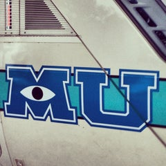 Photo taken at Monorail Teal by Seth D. on 7/14/2013