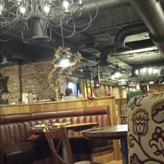 Photo taken at Chiquito by Owen J. on 11/2/2013