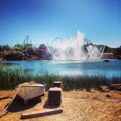 Photo taken at PortAventura Park by Danny D. on 5/23/2013