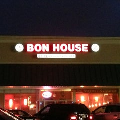 Photo taken at Bon House by George D. on 12/26/2012