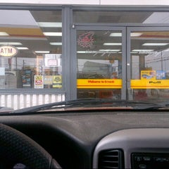 Photo taken at Shell by S C. on 3/23/2013