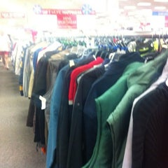 Photo taken at Burlington Coat Factory by Ricardo J. on 12/18/2012
