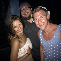 Photo taken at Aura NightClub by Daniel on 6/28/2014