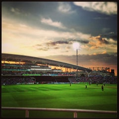 Photo taken at The Kia Oval by Barkie on 7/26/2013