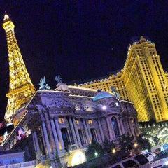 Photo taken at Paris Hotel & Casino by Barkie on 6/7/2013