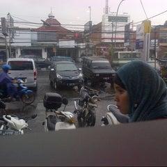 Photo taken at Bank Mandiri by Yus T. on 5/7/2013