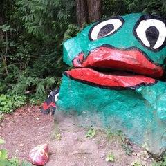 Photo taken at Frog Rock by David S. on 6/29/2014