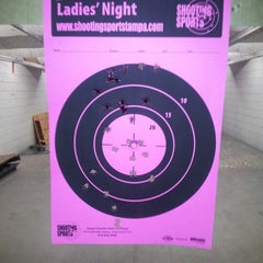 Photo taken at Shooting Sports by Miss A. on 11/27/2012