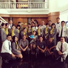 Photo taken at Bank Mandiri by f e b y on 10/29/2013