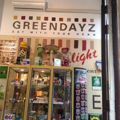 Photo taken at Greendayz by Maria I. on 5/2/2014