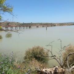 Photo taken at Mar de Aragon by Javier B. on 6/13/2013
