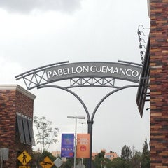 Photo taken at Pabellón Cuemanco by Dyanna G. on 6/2/2013