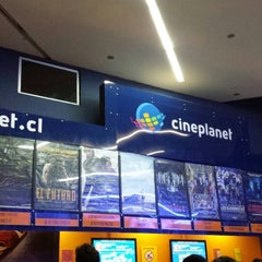Photo taken at Cineplanet by Carla A. on 6/9/2013