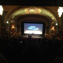 Photo taken at Paramount Theatre by Floyd on 3/10/2013