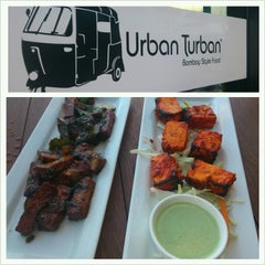Photo taken at Urban Turban by Moksha S. on 1/18/2013