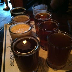 Photo taken at Iron Hill Brewery & Restaurant by Brad H. on 9/29/2012