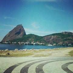 Photo taken at Aterro do Flamengo by Leonardo B. on 3/4/2013