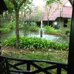 Photo taken at Ramayana Resort & Spa by Artem on 9/10/2013